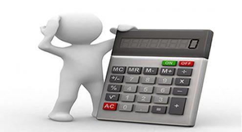 Calcular impuestos de loterías