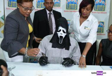 Ganar lotería y ser anónimo
