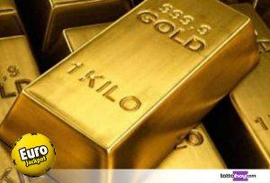El oro del Eurojackpot