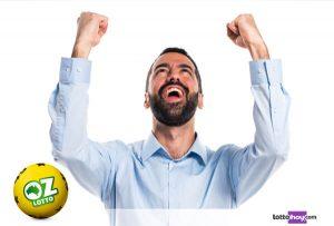 Otro ganador con la OZ Lotto