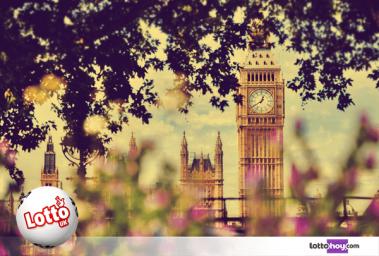 Pagos mensuales UK Lottery
